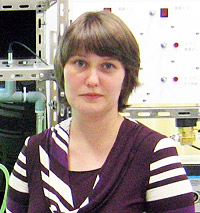 Elena Kravchuk —<br/>Science Editor,<br/>Institute of Biophysics,<br/>Siberian Branch of<br/>Russian Academy<br/>of Sciences